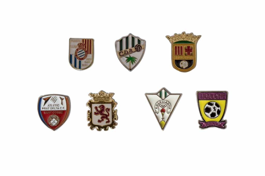 historia pins