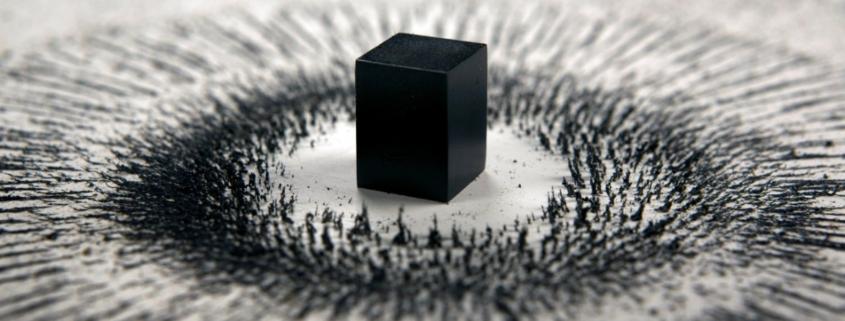 breve historia del magnetismo